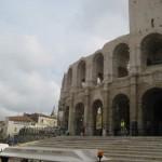 Arles mit der Arena