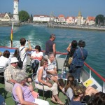 lindau - bregenz - schiff