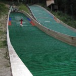 sommer-skispringen in Füssen