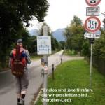 Grafenaschau Maximiliansweg nach Eschenlohe
