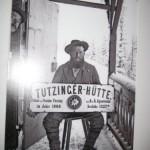 Tutzinger Hütte mit alter wirt