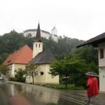 Rastkapelle in Hohenaschau beim Schloss Hohenaschau