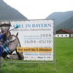 """Ausstellung """"Adel in Bayern"""""""