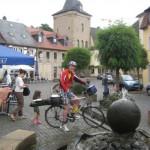 Meisenheim mit Wasserkugel