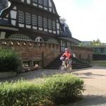 Bad Münster am Stein mit dem schönen alten Kurhaus