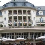 Bad Münster am Stein mit dem Parkhotel