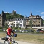 Bacharach mit der Burg Stahleck
