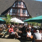 """das historische """"Weindorf"""" in Koblenz"""