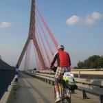 über die Fleher Brücke
