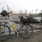 HH mit Hafenrundfahrt -mit dem Fahrrad!