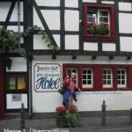 Der Jesuiterhof in Königswinter warmeine erste Übernachtung