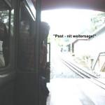 mit der Drachenfelsbahn ins Siebengebirge fahren