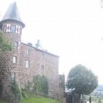 Burg Ockenfels auf dem Rheinsteig