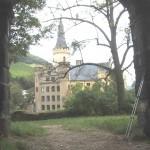 Schloss Arenfels auf dem Rheinsteig