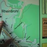 die (unnötige?) Schleife von Rheinbrohl