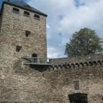 die Burg Sayn bei Sayn