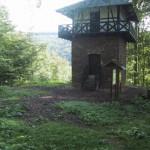 der Limesturm am Wingertsberg bei Neuwied