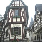 altes Gasthaus Eckfritz in Braubach