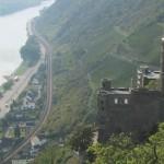 Burg Maus am Rheinsteig