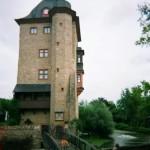 der Wohnturm von Schloss Vollrads ederer von Matischka-Greiffenclau