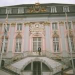 Rathaus in Bonn, Anfang vom Rheinsteig
