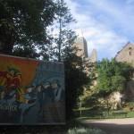Schloss Rötteln am Westweg