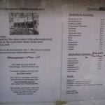Ottilienquelle; Hütte der Feuerwehr Rutsweiler; Tiefstpreis-Liste