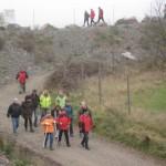 PWV Theisbergstegen on tourzum Remigiusberg