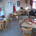 """auf dem Remigiusberg ist das nette Gasthaus """"Zur alten Probstei"""""""