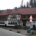 Klug'sche Mühle, Gasthaus im Karlstal