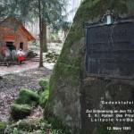 der Prinz von Bayern war bei der Hütte in der Amseldell im Karlstal