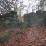 Heidelburg Mauerreste