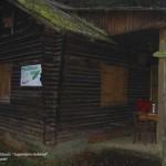 verlassene Hollertalhütte vom PWV Waldfischbach