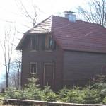Weissberhuette Hütte, Jagdhaus bei Merzalben