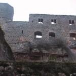 Burgruine Gräfenstein bei Merzalben
