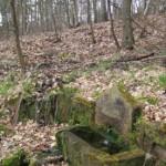 der Schillersbrunnen auf dem Hirzeck