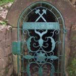"""bei Imsbach ist die Grube mit """"Eisernes Tor"""""""