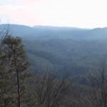 Blick vom Maiblumenfels