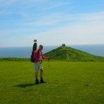 Rame Head, Drehort von Pilcher, South-West-Coast-Path