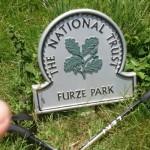 Furze Park auf dem south-west-coast-path, na sowas!