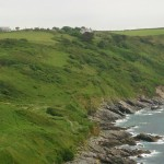 south-west-coast-path;Broom Parc Canels, Cliffs