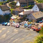 south-west-coast-path, Cadgwith harbour