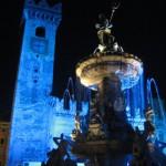 Trento Trient, Torre civica, Glockenturm