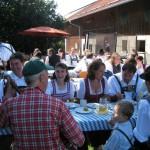 Hochzeit in Obersteinbach Bayern