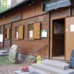 die Hahnberghütte des PWV Zweibrücken bei Contwig
