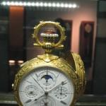 """in Besancon sieht man die berühmte """"Leroy 1"""", seinerzeit die modernste Uhr der Welt"""