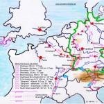 Ferntouren durch Deutschland und Europa