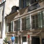 in Dole wohnte und forschte Louis Pasteur