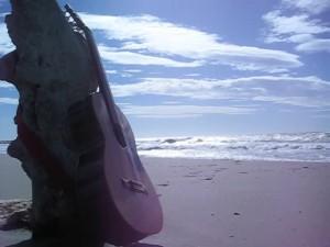 """""""Die Gitarre und das Meer""""; ... die vom Wanderhans am Mittelmeer"""